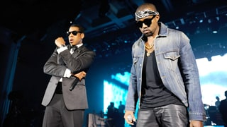 Kanye Blasts 'Tidal/Apple Bulls--t' for Lack of 'Watch the Throne 2'