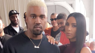 Kim Kardashian Is 'So Proud' of Husband Kanye West After Yeezy Season 5 Show