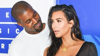 Kanye West Convinced Kim Kardashian to Stay With Him, Says Pal