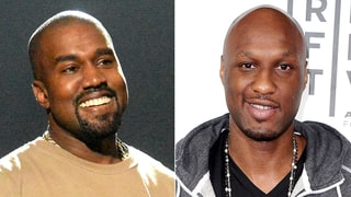 Kanye West and Lamar Odom Dancing on Easter Sunday Is All That Matters