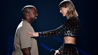 Yeezy and T. Swift Make Up, 2015
