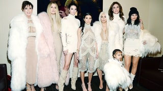Get All the Details About Kim Kardashian's Custom Yeezy Season 3 Ensemble
