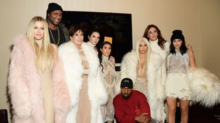 The Kardashians, Kris and Caitlyn Jenner, Lamar Odom and Kanye West