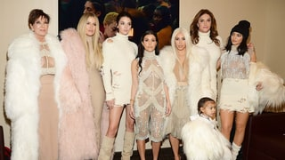 Kris, Khloe, Kendall, Kourtney, Kim, Caitlyn, North and Kylie