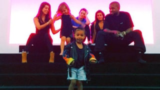 Kardashian-Jenner Family Takes North West and Penelope Disick to Art Museum: Photos