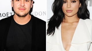 Rob Kardashian Congratulates Kylie Jenner on 'Paper' Magazine Cover After Engagement to Blac Chyna