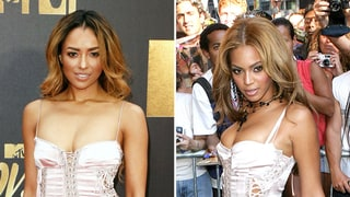 Kat Graham Wore the Same Dress As Beyonce From 13 Years Ago: Who Wore It Best?