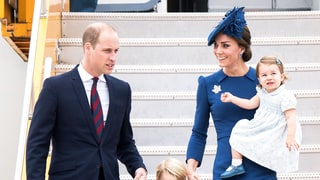 The Cambridges Land in Canada