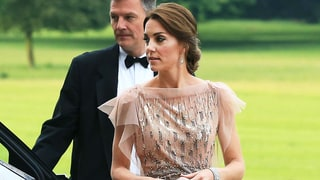Duchess Kate Recycles a Sequin Gown From Almost Exactly Five Years Ago