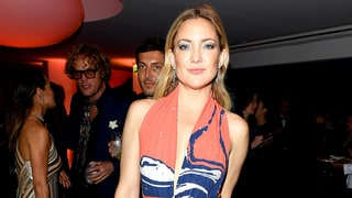 Kate Hudson Shows Off Both Cleavage and Sideboob at Cannes