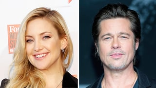 Kate Hudson Wants to Date a 'Hot' Man … Like Brad Pitt