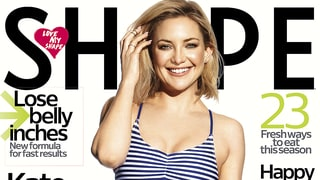 Kate Hudson Bares Her Killer Abs on 'Shape' Cover and Shares Workout Secrets: 'I Work Really Hard at It'