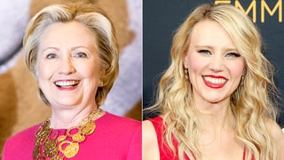 Hillary Clinton and Kate McKinnon Had Dinner: What'd They Talk About?