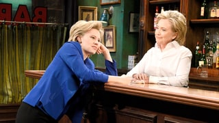 Hillary Clinton Impressions Through the Years: Kate McKinnon, Amy Poehler and More 'Saturday Night Live' Stars!