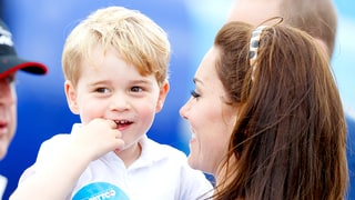 Duchess Kate Middleton: Prince George Makes a 'Mess' in the Kitchen When They Cook Together