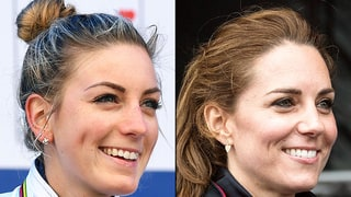 Duchess Kate's Olympic Doppelganger Is French Cyclist Pauline Ferrand-Prevot