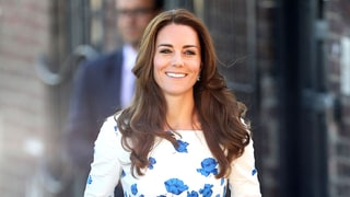 Duchess Kate Recycles One of Her Most Flattering Dresses Ever