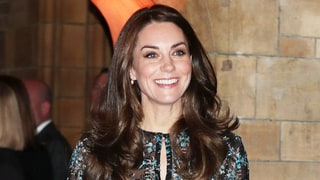 Duchess Kate Attends the Cutest Tea Party, Reveals Prince George's Obsession With 'Dinosaurs and Volcanoes'