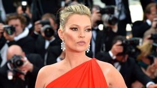 Kate Moss' Smoky Eye