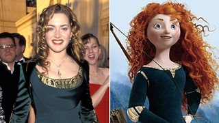 Kate Winslet as Merida