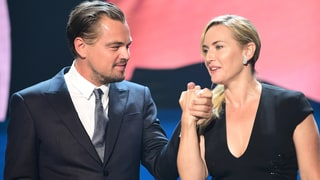 Leonardo DiCaprio, Kate Winslet Reunite With 'Titanic' Costar Billy Zane at Gala