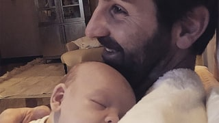 Katherine Heigl Shares Adorable Photo of her 'Extraordinary' Husband, Josh Kelley, Cuddling Their Baby Boy