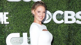 Pregnant Katherine Heigl Stuns in Bump-Hugging Dress on the Red Carpet
