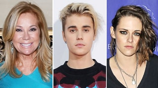 Kathie Lee Gifford Mistakes Justin Bieber for Kristen Stewart: 'That Looks Like a Woman'