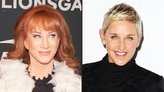 Kathy Griffin Explains Feud With Ellen DeGeneres: She Needs to 'Support Women'