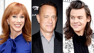 Kathy Griffin Recalls the Time Tom Hanks Joked About Driving Harry Styles to Rehab
