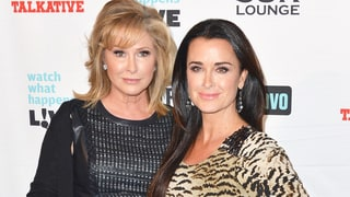 Kyle Richards, Kathy Hilton Still Not Getting Along: Details Inside the Sisters' Feud