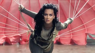 Forget About Naked Orlando Bloom for a Second and Watch Katy Perry's Fierce 'Rise' Video