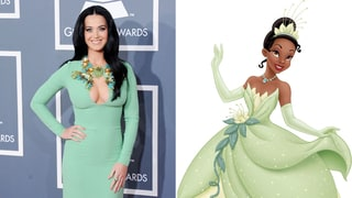 Katy Perry as Tiana