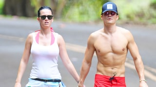 Katy Perry, Orlando Bloom Hold Hands on Romantic Hike in Hawaii — See Bloom's Sexy Shirtless Bod!