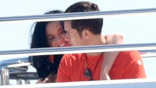 Katy Perry, Orlando Bloom Get Cozy on Mega-Yacht in Cannes Post–Selena Gomez Drama
