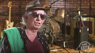 Keith Richards: Rolling Stones Back in Studio 'Very Shortly'