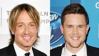 Keith Urban Wrote a Song About Oral Sex for 'American Idol' Winner Trent Harmon