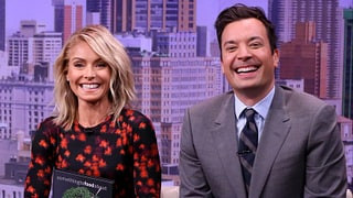 Kelly Ripa Auditions Jimmy Fallon to Be Her 'Live' Cohost in 'Tonight Show' Segment
