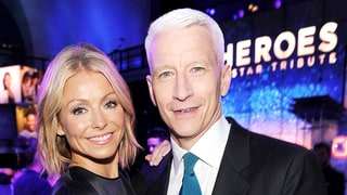 Anderson Cooper Out of the Running as Kelly Ripa's Permanent 'Live' Cohost