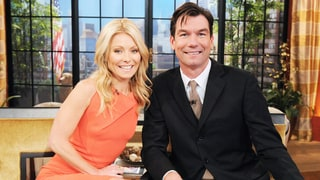 Frequent 'Live' Guest Cohost Jerry O'Connell Weighs in on Kelly Ripa and Michael Strahan's Drama: I'm 'Team Kelly'