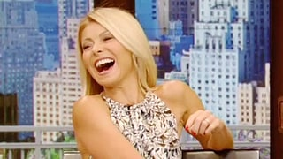 Kelly Ripa Says She's 'Gotten Used to' People Walking All Over Her After Michael Strahan's 'Live' Exit