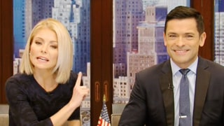 Kelly Ripa Told Husband Mark Consuelos That He's 'Mean' to Her After Sex: Watch the Funny Video!