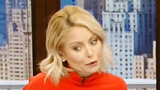 Kelly Ripa Jokes Mark Consuelos Is Overcompensating After Her 'Mean After Sex' Comments