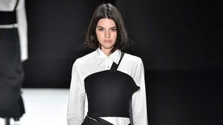 Kendall Jenner Rocks the Hair-Tuck Style: Here's Exactly How to Do It