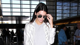 Kendall Jenner Wears Stripes on Stripes: Love It or Hate It?