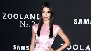 Kendall Jenner Rocks a Valentine's Day–Ready Pink Minidress on the Red Carpet