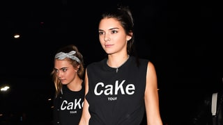 Kendall Jenner Finally Speaks About Rumored CaKe Clothing Line with Cara Delevingne