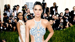 Kendall Jenner Goes Nearly Naked on the 2016 Met Gala Red Carpet