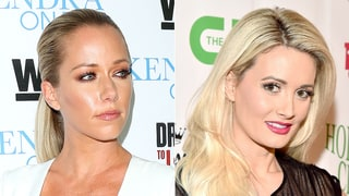 Kendra Wilkinson Apologizes After Ripping Holly Madison in Raunchy, 'Little Over the Top' Tweets