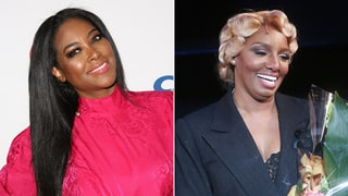 "Kenya Moore Visits NeNe Leakes Backstage on Broadway: ""No Ulterior Motives"""